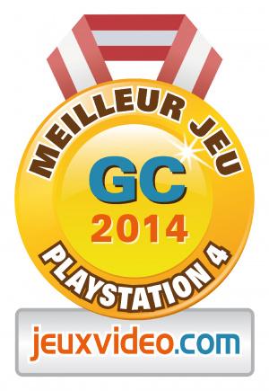 Meilleur jeu PS4 : Bloodborne