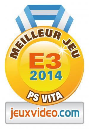 Meilleur jeu PS Vita : Murasaki Baby
