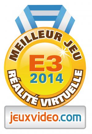 Meilleur jeu en réalité virtuelle : Eve Valkyrie / PC-PS4