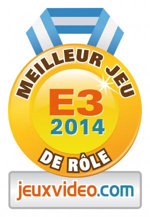 Meilleur jeu de rôle : The Witcher 3 : Wild Hunt / PC-PS4-One