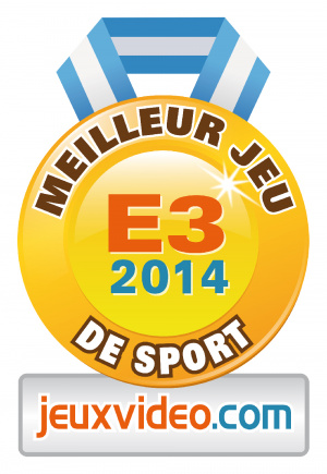 Meilleur jeu de sport : FIFA 15 / PC-PS4-One-Wii U-360-PS3-3DS-Vita