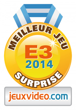 Meilleure surprise : Pro Evolution Soccer 2015 / PS4
