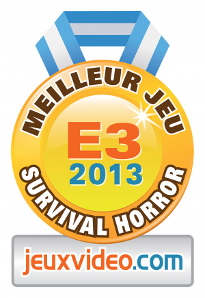 Meilleur survival-horror : The Evil Within / PC-PS4-Xbox One-PS3-360