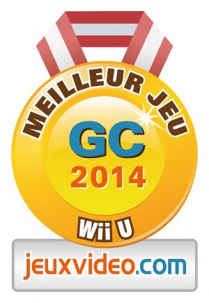 Meilleur jeu Wii U : Splatoon