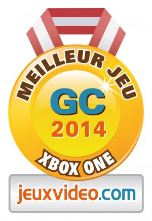Meilleur jeu Xbox One : Quantum Break