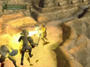 Baldur sur PS2