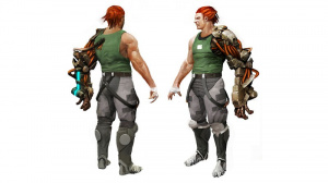 Images : Bionic Commando