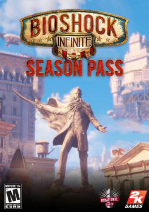 Bioshock Infinite aura son Season Pass