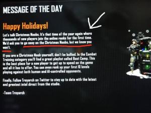 Black Ops 2: Treyarch s'inquiète pour les noobs de Noël