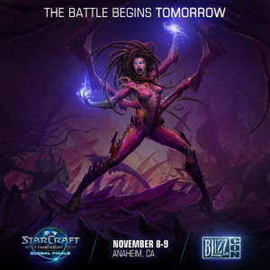 La BlizzCon, sommet de l'eSport sur Starcraft II