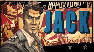 Le Beau Jack jouable dans Borderlands The Pre-Sequel !