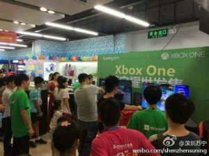 La Xbox One est disponible en Chine