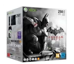 Un pack Xbox 360/Batman Arkham City