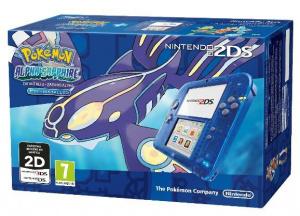 Des 2DS transparentes pour Pokémon