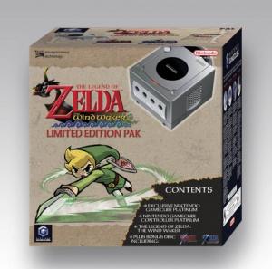 Sortie avancée pour Zelda GC !