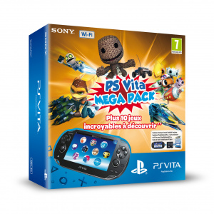 La PS Vita et 10 jeux pour 199 euros!