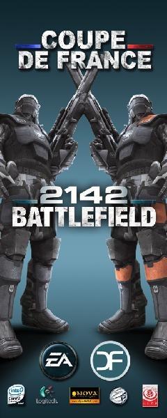 Battlefield 2142 : la finale de la Coupe de France