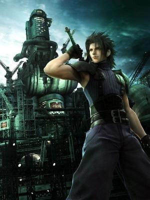 TGS 07 : Crisis Core : Final Fantasy VII