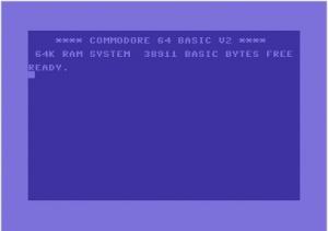 Le Commodore 64 a 30 ans !