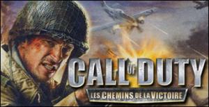 Call of Duty : Les Chemins de la Victoire (PSP)