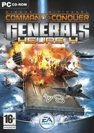 C&C Generals : Heure H