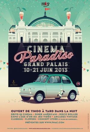 Le Cinema Paradiso accueille le jeu vidéo