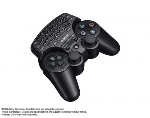 GC 2008 : Un clavier pour la PS3