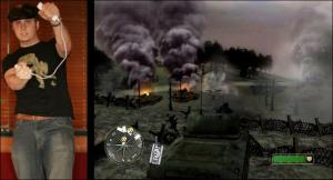 Call of Duty III : Acti en première ligne sur la Wii