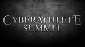 Les participants du premier Cyberathlete Summit