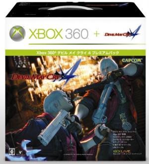 Devil May Cry 4 aura aussi droit à un pack Xbox 360