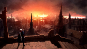 Images : Devil May Cry 4