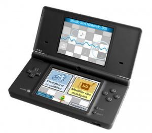 Sony tire sur la DSi