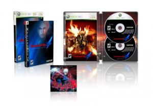 Devil May Cry 4 en collector aussi en France ?