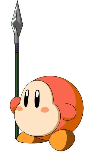 Les ennemis de Kirby : Waddle Dee / Doo