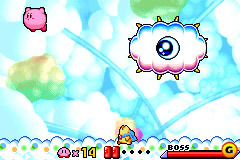 Les ennemis de Kirby : Kracko