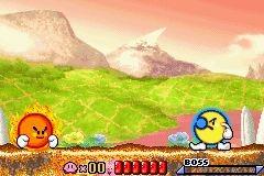 Les ennemis de Kirby : Mr. Shine & Mr. Bright