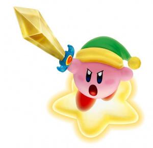 Les transformations de Kirby : Cutter, Glace, Sword et Parasol