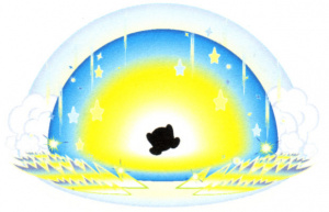 Les transformations de Kirby : Foudre et Magie
