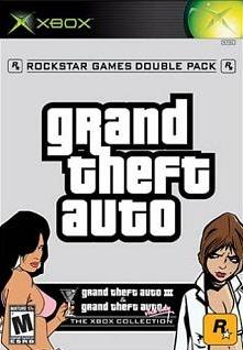 Le Double Pack GTA Xbox repoussé