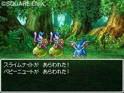 Images : Dragon Quest V sur DS