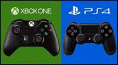 Xbox One vs PlayStation 4 : Les jeux du lancement