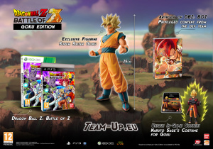 "DBZ : Battle of Z dévoile sa ""Goku Edition"""