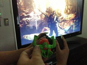 Deep Down aussi sur Xbox One ?