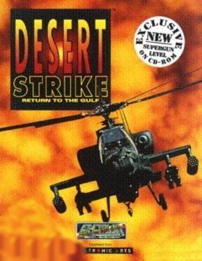 EA dépose Desert Strike