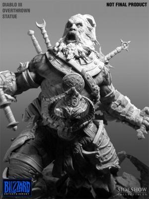 Une statue Diablo 3 à plus de 200 euros !