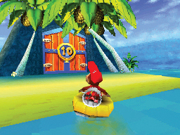 Images : Diddy Kong Racing