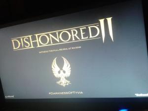 E3 2014 : Dishonored 2 présent ?