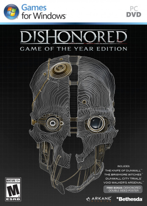 Dishonored en édition GOTY