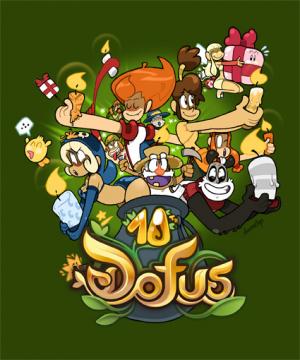 Dofus fête ses 10 ans