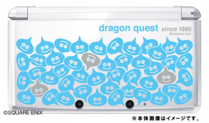 Une 3DS spéciale Dragon Quest Monsters 3D au Japon